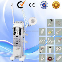 Multifunction Skincare Machine with microdermabrasion AU-9988