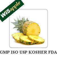 WISAPPLE GMP&ISO Manufacturer Quercetin and Bromelain for Allergies