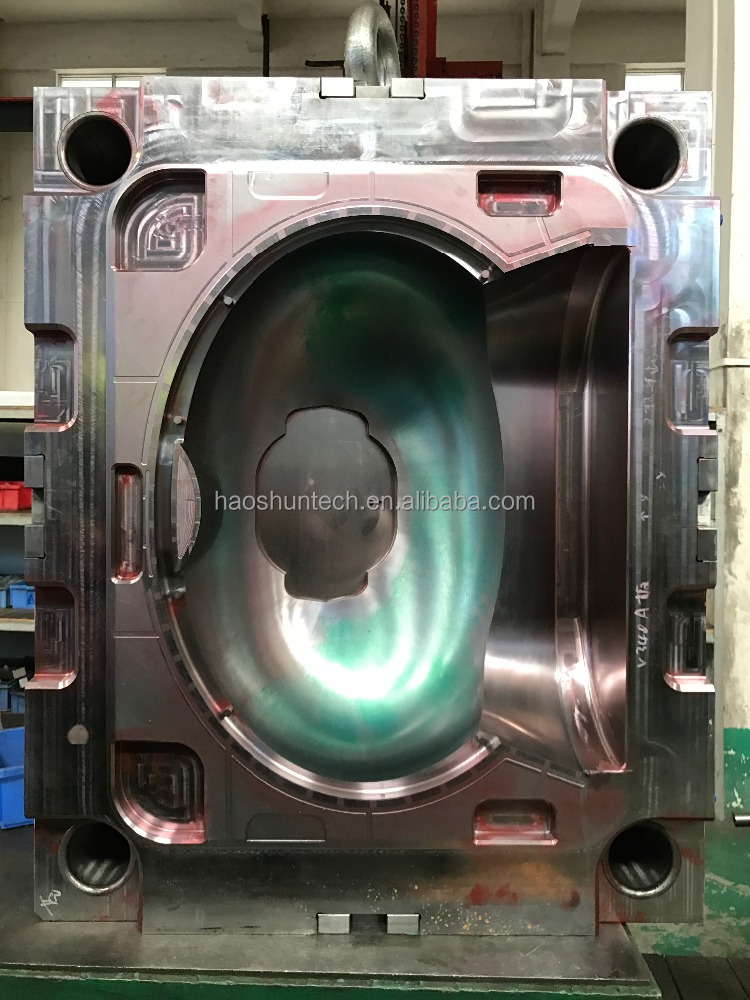 plastic injection mould making for car accessory plastic parts