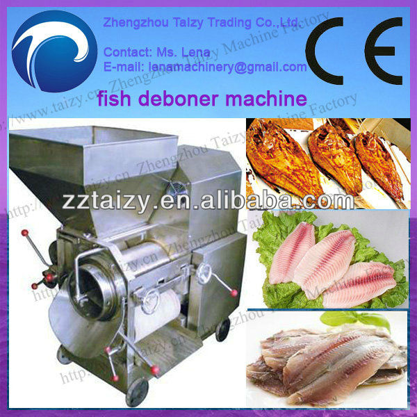 Good quality fish deboning machine/fish meat extractor(0086-13837162172)