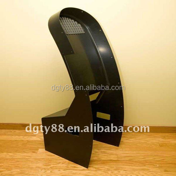 large thermoforming plastic display stand/display holder