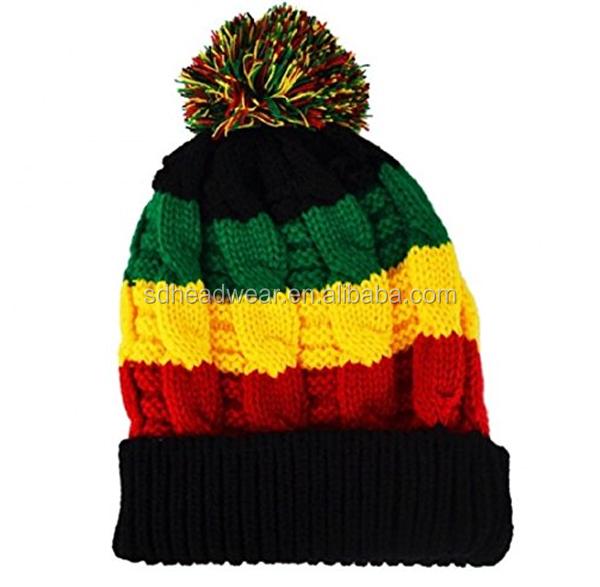 Reggae Slouch Beanie Rasta Hut,Häkeln Rasta Hut Beanie Hut,Häkeln ...