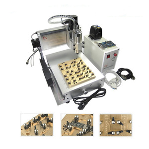 iPhone IC Repair station CNC Polishing Machine for iPhone Main Board Repair china bga rework machine