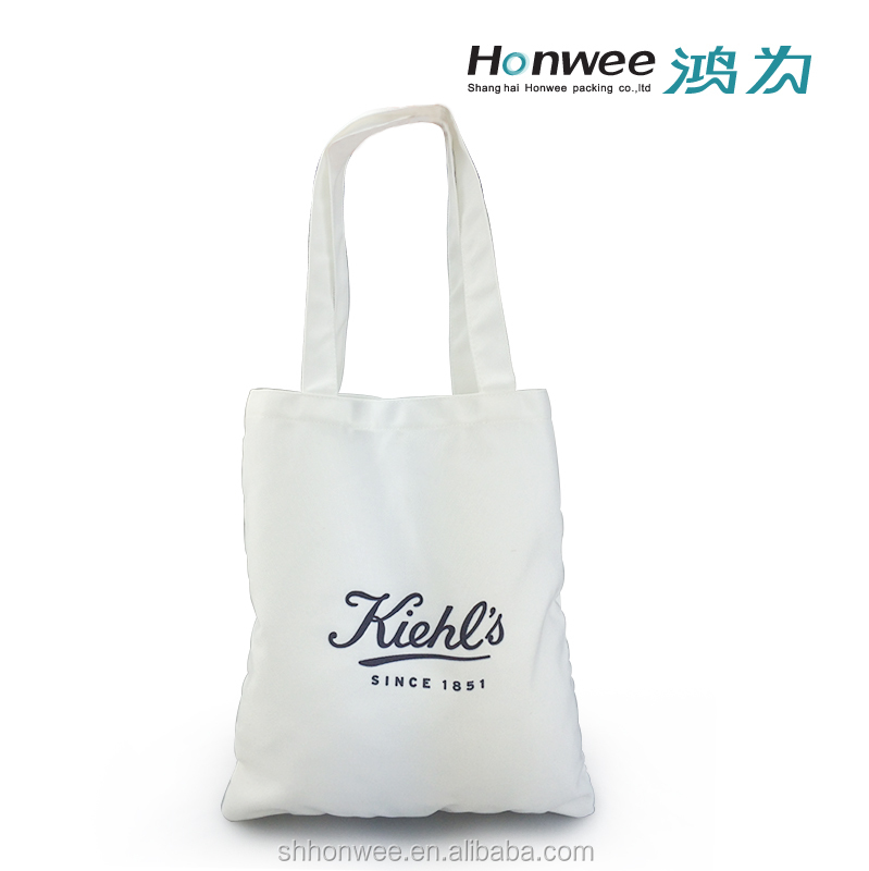 12oz Polyester Canvas <strong>Tote</strong> Bag Canvas Shoulder Bag For Shopping And Gift