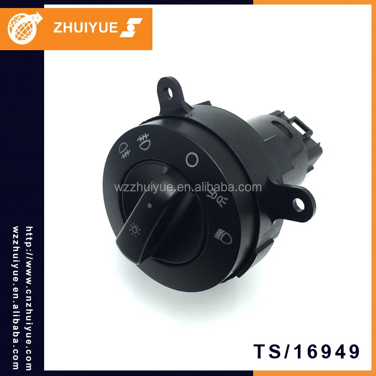 ZHUIYUE Products China 4S7T 13A024 DD Vehicle Headlight Switch For MONDEO 01/07
