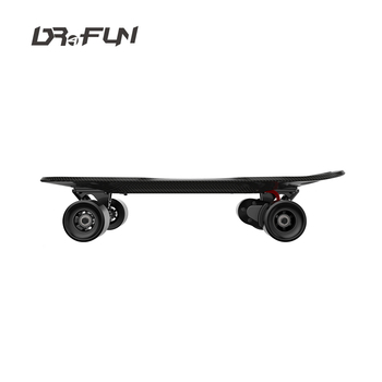 28 inch long board skateboard best gift motorised skateboard, View 2 stroke  skateboard, DR4FUN Product Details from Hangzhou Langdi Technology Co ,