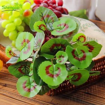 Meilleur Vente Vert Artificielle Plante Verte Pour Jardin Decoration