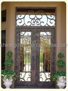 Safety Iron Main Door Designs