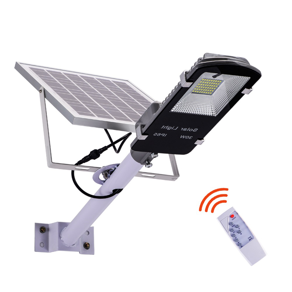 Professional Outdoor All In One Led Solar Street Light Project