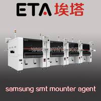 high speed Samsung SMT machine for electronics DECANF-2