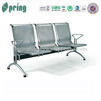 Quality And Entry Price Steel Clinic Waiting Chair CT 608
