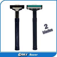 twin blade razor /cheap china imports