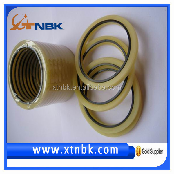 NBR single/double acting piston rod seals