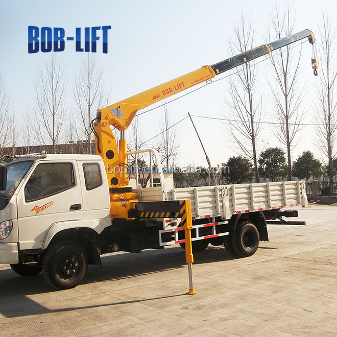 5 Ton Hydraulic Telescopic Boom Crane Rental in Philippines, View crane  rental in philippines, BOB-LIFT,accept OEM Product Details from Xuzhou