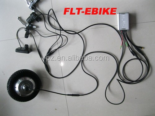 wheelchair hub motor kit for electric bike