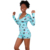 2019 Hot Romper Knitting Women Sleepwear Adult Onesie Pajama