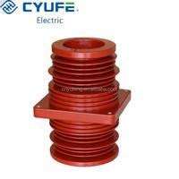 40.5KV Epoxy resin busbar bushing insulator
