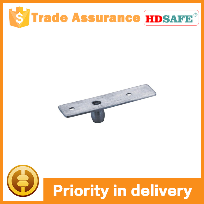 stainless steel top pivot plate swing door hinge