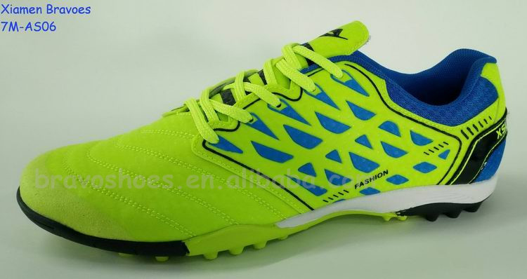 Latest Design And Special Upper Material Make Your Own Football Boots