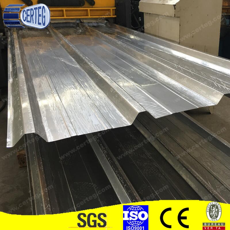 Stainless Steel Sheet Hot Dipped Galvanized Corrugated