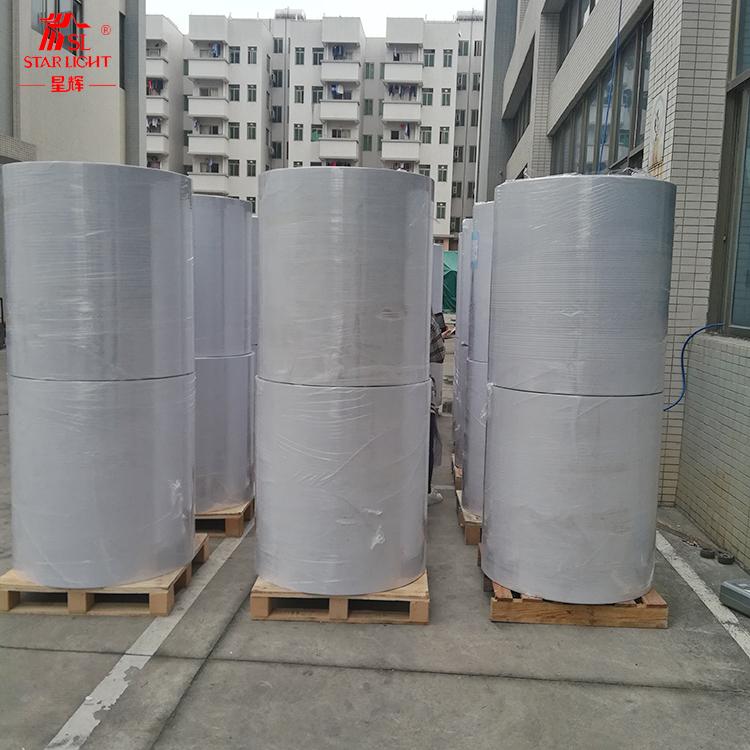 thermal paper jumbo rolls manufacturer 48g 55g 60g 70g 75g 80g