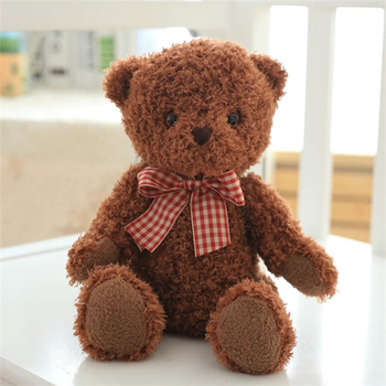 Cina Pabrik Desain Klasik dengan Harga Murah Kecil Boneka Teddy Bear Lembut  Hewan Mewah Mainan ed70311e09
