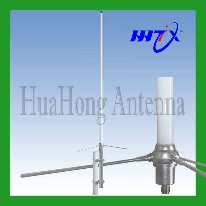 Uhf 400-470mhz Base Antenna With 5 5dbi For Two-way Radio Repeater  - Buy  Uhf 400-470mhz Antenna,Vhf Uhf Base Antenna,Uhf Antenna Product on