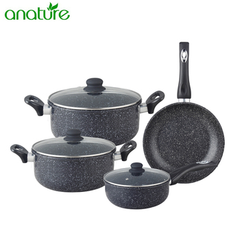 Nonstick Kitchen Induction Cooking Pots And Pans Cookware Sets Buy Cookware Sets Kitchen Nonstick Cookware Sets Cooking Pots And Pans Product On