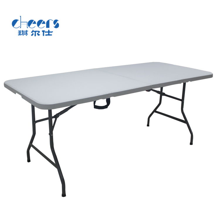 Wholesale Lifetime 180CM 6 FOOT Portable Camping Picnic Outdoor HDPE Plastic Folding Tables