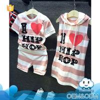 2016 Bulk sale children wears korean design clothing set bulk mixed baby clothes new pictures boys clothes