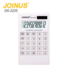 Good Manufacturers JOINUS Fashion Desktop Solar Calculator