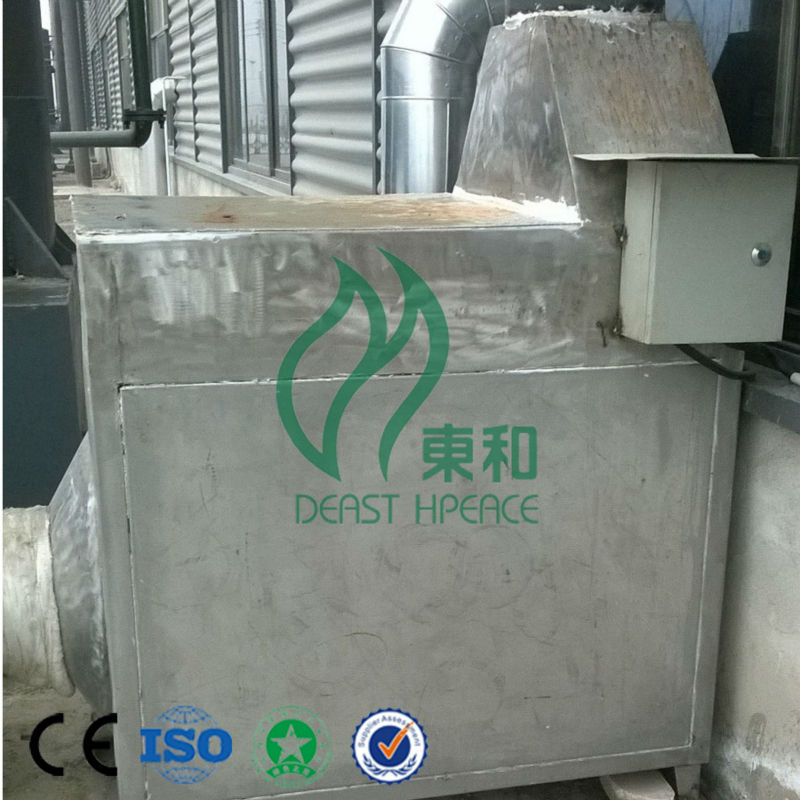 ultraviolet lamp oil smell remover for oil refinery