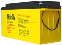200AH/12V Solar Battery (3 Years Warranty; Deep Cycle with AGM+GEL Technology)