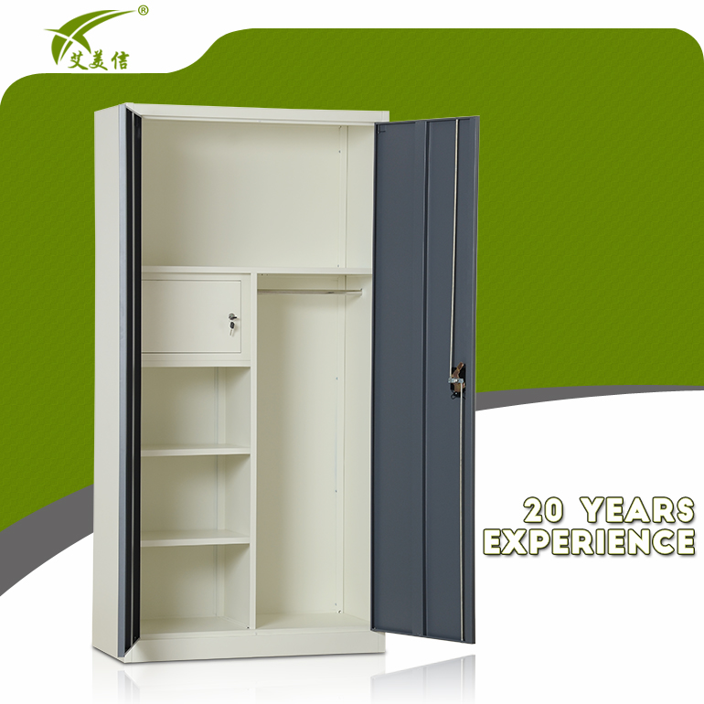 Modern design slaapkamer meubilair staal almirah godrej ontwerpen met de prijs andere opvouwbare - Modern almirah designs ...