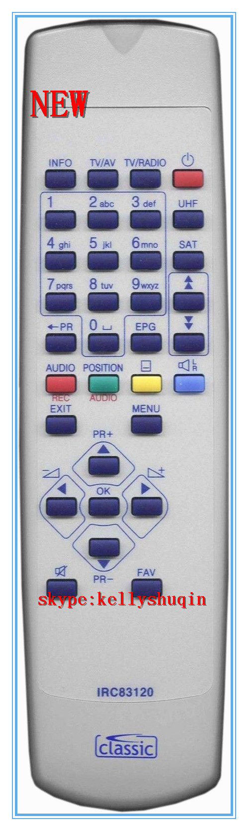 SOLVED: I have a yy-88A sat universal remote control i - Fixya