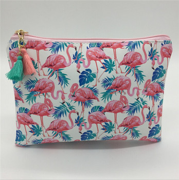 9c3d19ab97d2 designer makeup bags Flamingo element makeup bag for purse mini cosmetic  bag, View mini cosmetic bag, VSHOWBAGS Product Details from Shenzhen ...