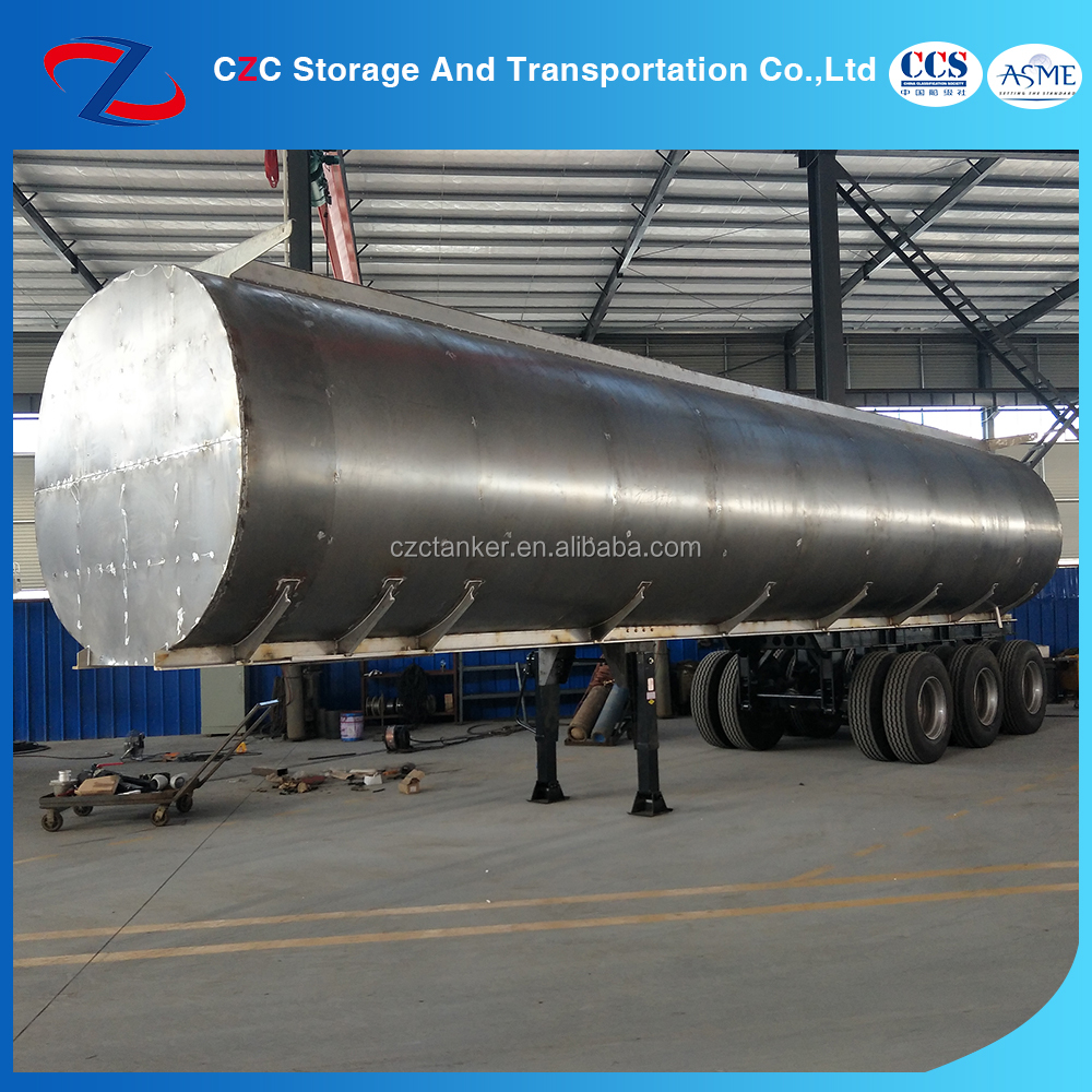 Economic Product 30000L fuel tank semi-trailer manufacturer in China