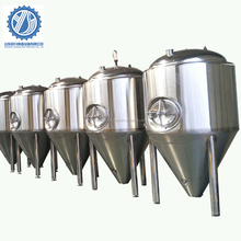 CE Local manufacturer beer equipment industrial fermentation tank for microbrewery