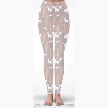 0566b03009496f Ladies Sexy Peach Skin Sexy Girl In Yoga Pants Colorful Milk Silk Leggings  For Women