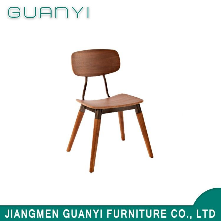 Fashion manufacture upholstered dining chairs for restaurant