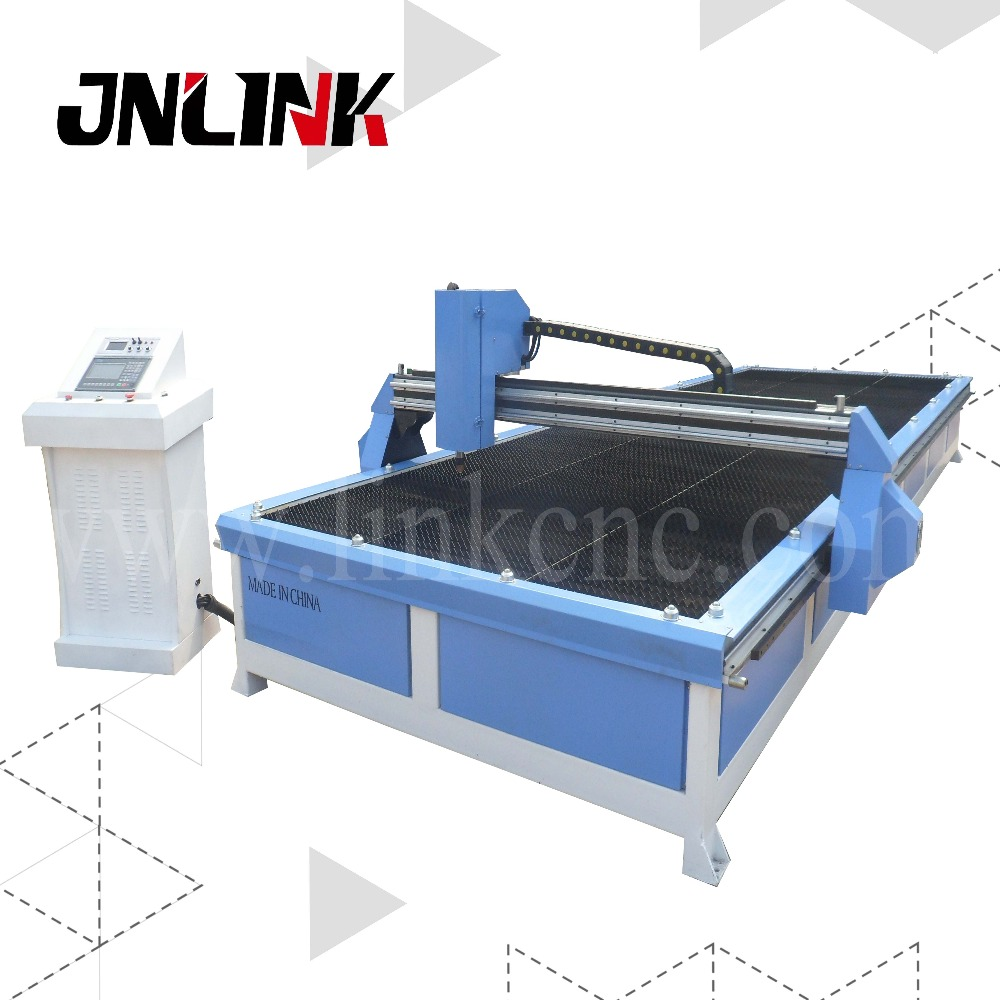 Factory price metal cutting machine with flame cutting head/engraving carver 2060