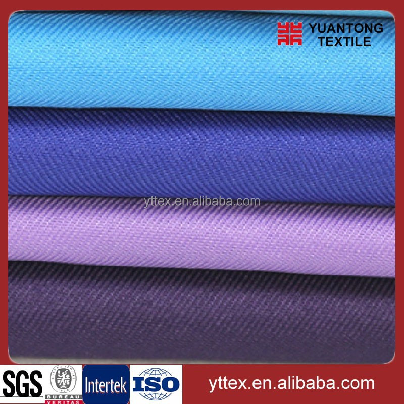 uniform fabric, fabric for workwear / 108x58 twill /drill fabric