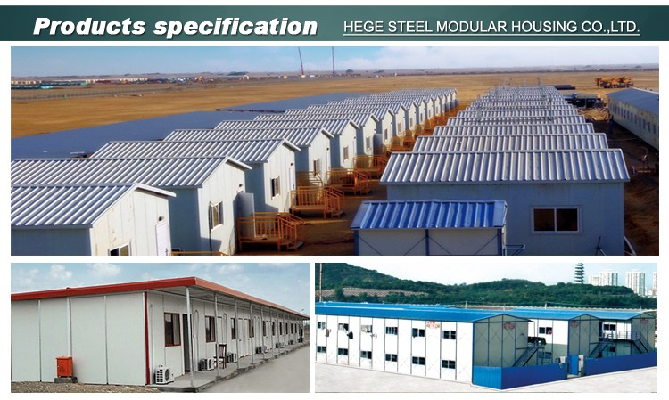China high quality cheap sandwich panel prefab houses