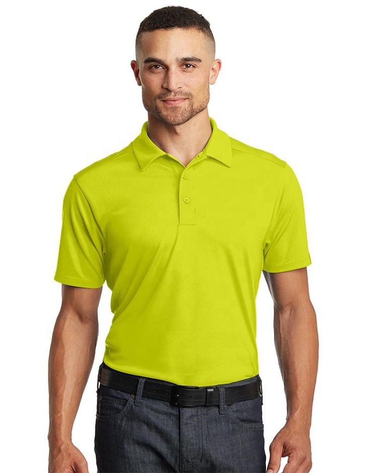 Wholesale Customized Logo Golf Polo Shirt Dry Fit