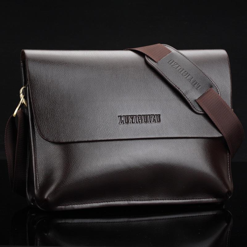 Натуральная кожа мужская сумка портфель ноутбук мини-портмоне сумки для мужчин креста тела известные бренды прямая поставка