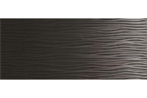 Ultimo disegno bianco nero onda bagno muro di piastrelle da