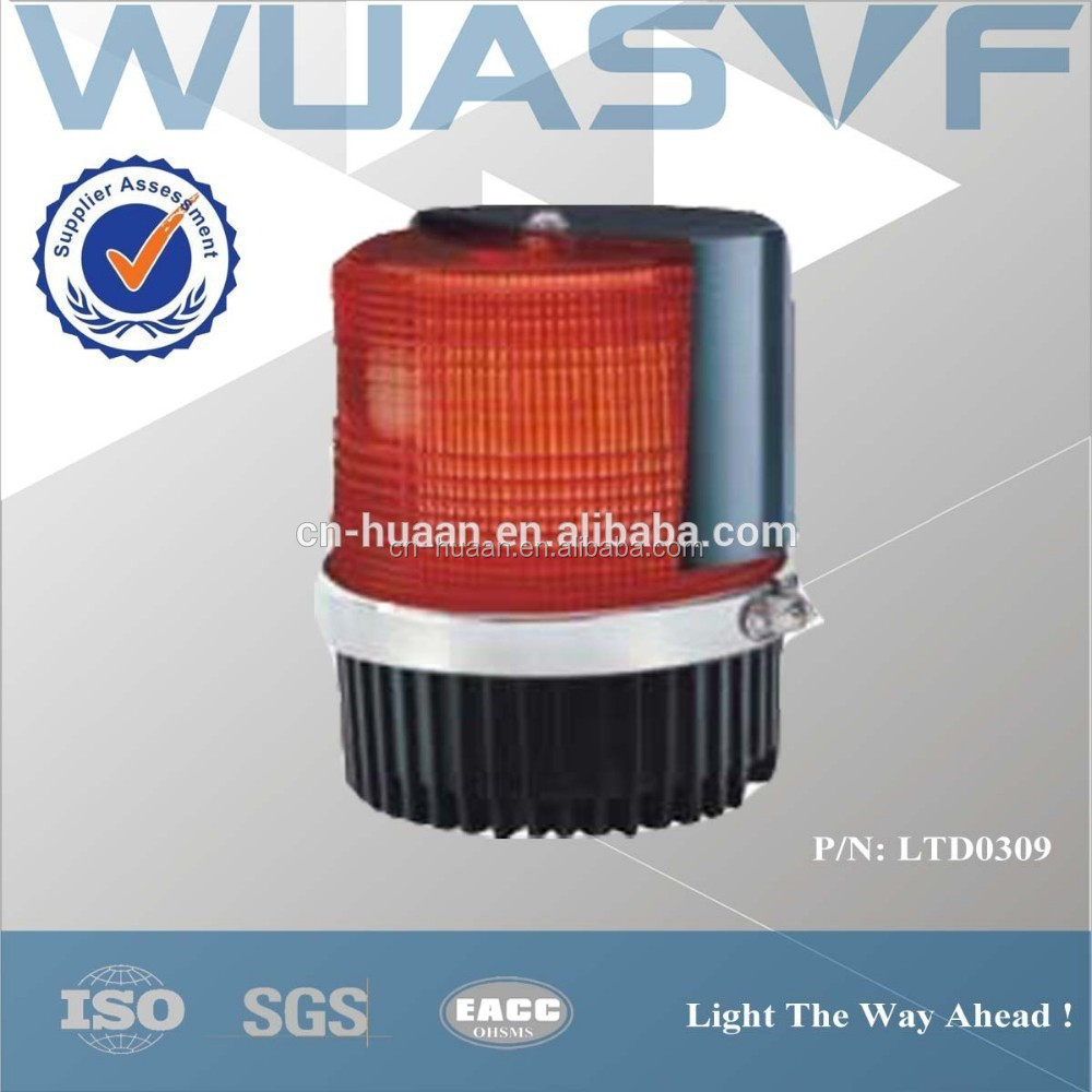 LED beacon light for engineering truck, police car, security car