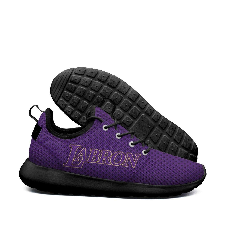 Womens Roshe Two Lightweight La_Bron_Yellow_Logo_Basketball Fashion Running Sneakers mesh Shoes