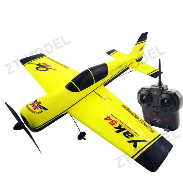 yak54 2 4 ghz 4ch lectrique rtf rc avion rc avion mod le. Black Bedroom Furniture Sets. Home Design Ideas