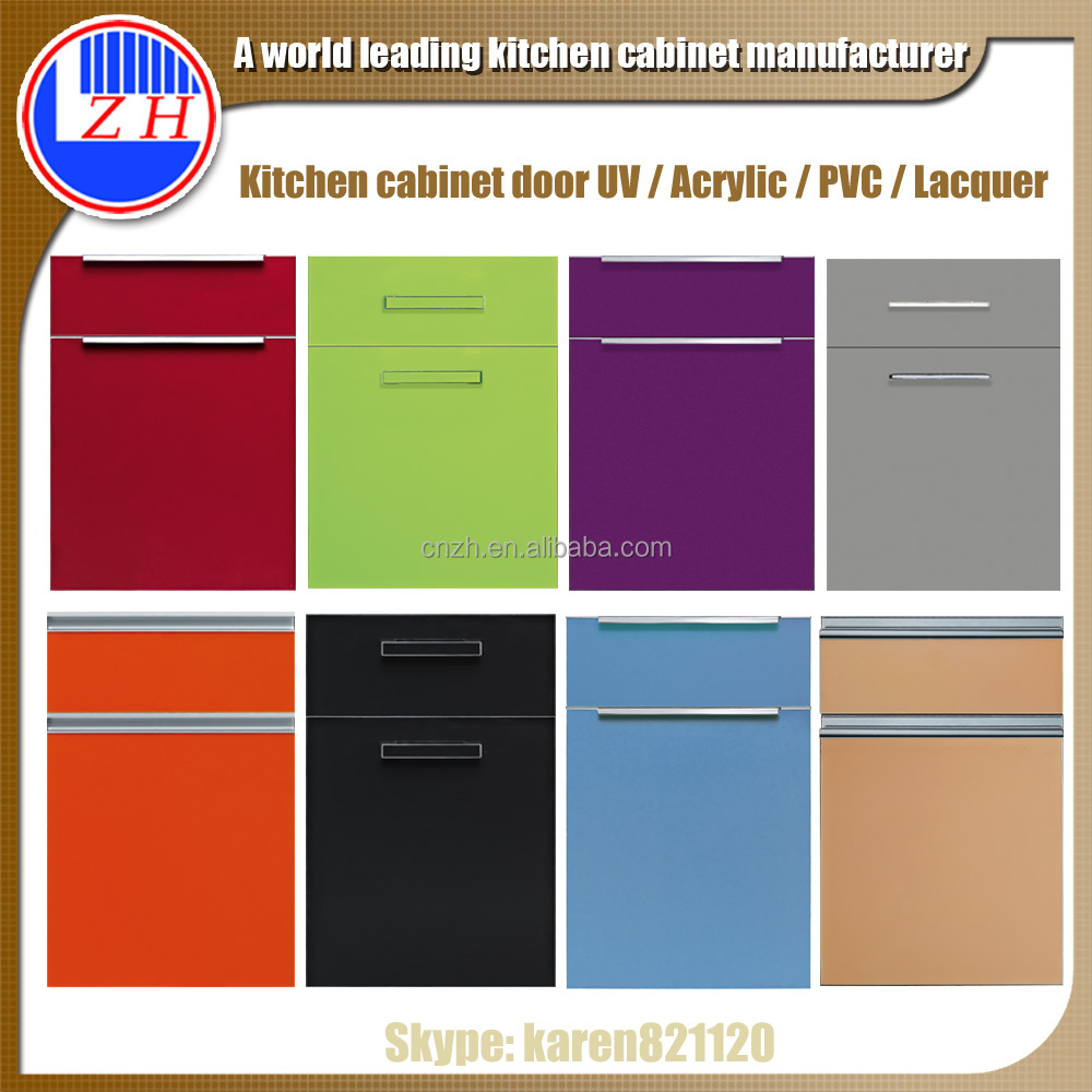 Kitchen cabinet doors acrylic - Scratch Resistant High Gloss Acrylic Kitchen Cabinet Door Buy Acrylic Kitchen Cabinet Door Pvc Kitchen Cabinet Door High Gloss Acrylic Kitchen Cabinet